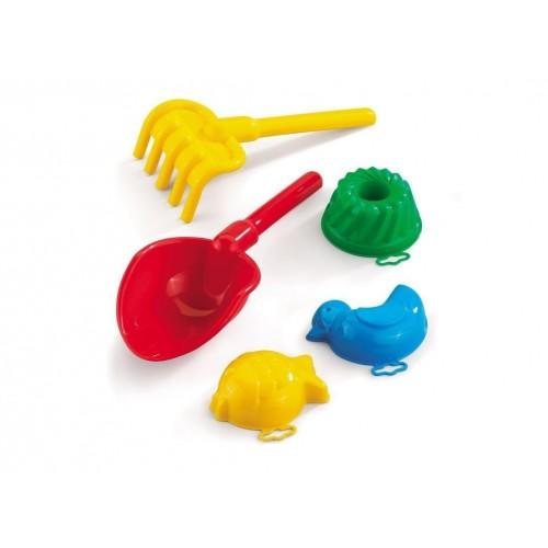 Мини комплект за игра на пясък