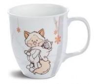 Порцеланова чаша - Котенце