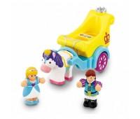 Детска играчка - каляската на принцеса Шарлот