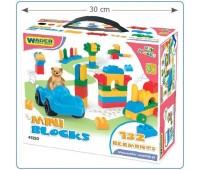 Детски пластмасов конструктор със 130 части