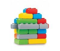 Класически конструктор - Строителни блокове, 25 части