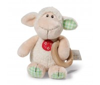 Бебешка плюшена играчка Lamb Monny