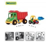 Детски камион / багер играчка