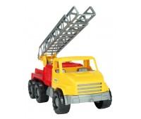 Детски пожарникарски камион за игра