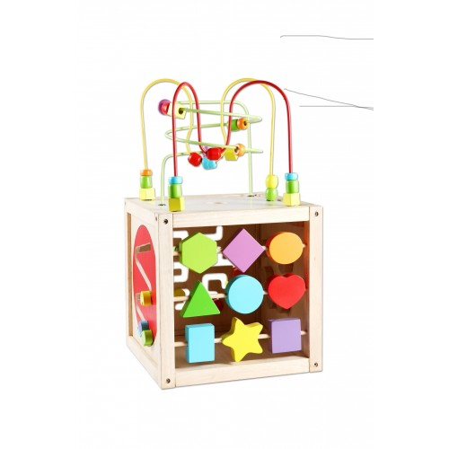 Дидактически детски куб