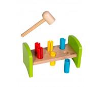 Мултиактивна дървена игра с Чукче