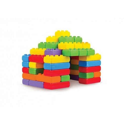Строителни блокове 60 части