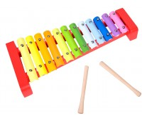 Детски дървен ксилофон