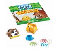 Комплект кученца за игра - Хънтър и Скоут