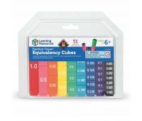 Математическа кула с проценти и дроби - игра за деца