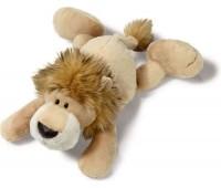 Плюшена играчка - Лъвчето Барду, легнала