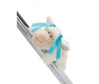 Плюшена играчка овцата Jolly с магнити 12см