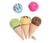 Текстилни сладоледи за игра