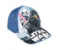 Детска шапка с козирка - Star Wars