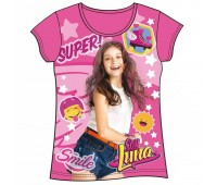 Детска тениска за момиче - Soy Luna
