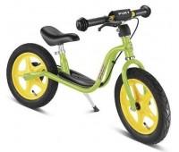 Балансиращо колело със спирачка PUKY LR 1L BR - зелено