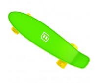 Детски мини скейтборд 56 см, тип Пениборд, FUNBEE за момиче
