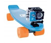 Скейтборд с HD камера - комплект