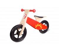 Балнасиращо колело - Червено