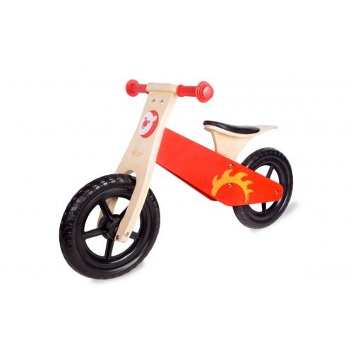 Балансиращо колело - Червено