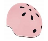 Детска каска за колело и тротинетка Globber, 45-51 см, пастелно розова