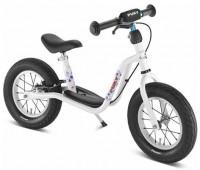 Балансиращо колело със спирачка и степенка PUKY LR XL - бяло