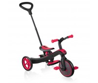 Детска триколка 3 в 1 Globber Trike Explorer - червена