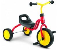 Триколка с педали за деца над 18 месеца PUKY FITSCH червена
