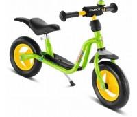 Детско колело без педали със степенка и звънец PUKY LR M PLUS - киви