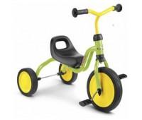 Триколка с педали за деца над 18 месеца PUKY FITSCH зелена