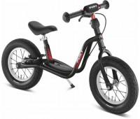 Балансиращо колело със спирачка и степенка PUKY LR XL - черно