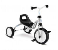 Триколка с педали за деца над 18 месеца PUKY FITSCH сребриста