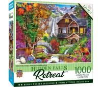 Пъзел Master Pieces от 1000 части - Есенна гора