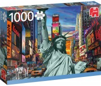 Пъзел Jumbo от 1000 части - Ню Йорк