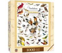 Пъзел Master Pieces от 1000 части - Птички