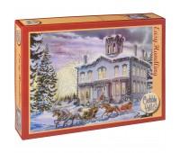 Пъзел Cobble Hill от 275 части - Коледа в Килбрайд, Ленс Ръсуирм