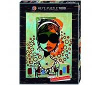 Пъзел Heye от 1000 части - Слънчеви очила, Аарон Крейтън