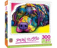 Пъзел Master Pieces от 300 XXL части - Очарователно кученце