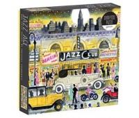 Пъзел Galison от 1000 части - Ерата на джаза