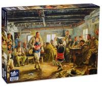 Пъзел Black Sea Puzzles от 1000 части - Ръченица, Иван Мърквичка