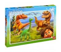 Пъзел King от 99 части - Добрият динозавър