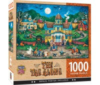 Пъзел Master Pieces от 1000 части - Вечерта на Хелоуин