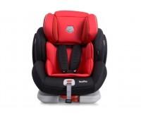 Детско столче за кола Penta Fix 1/2/3 (9-36 kg) - Червено