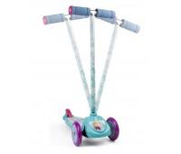 Детска тротинетка с три колела Frozen
