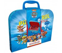 Детско  куфарче за рисуване - PAW PATROL