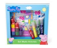 Детски творчески комплект за рисуване Peppa Pig