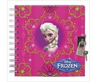 Дневник със заключване - Frozen
